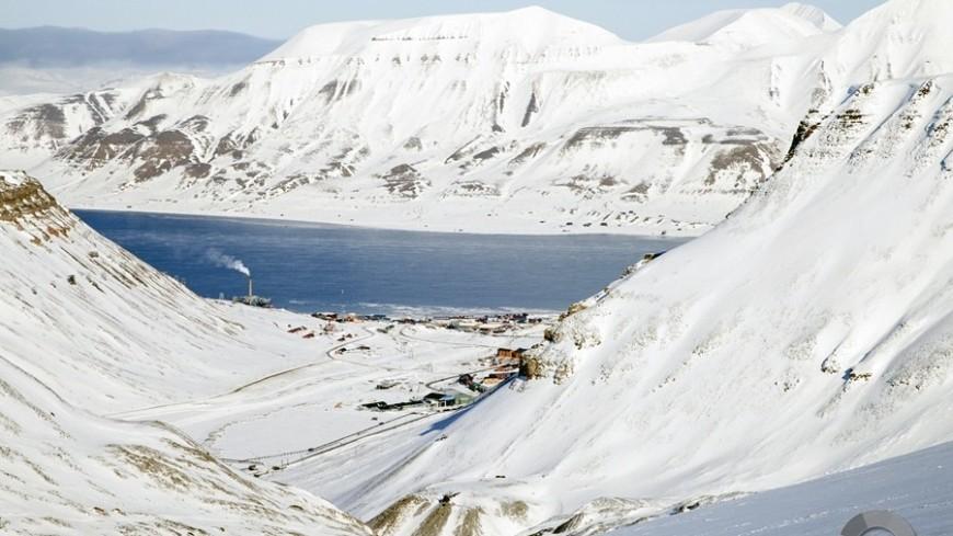 Ледник Аляски превратился в огромное озеро