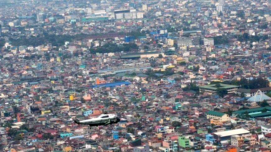 """Фото: """"The White House"""":http://www.whitehouse.gov/, манила, филиппины"""