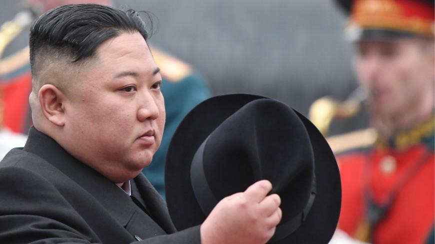 Пресса КНДР сообщила о приезде Ким Чен Ына в Россию день спустя