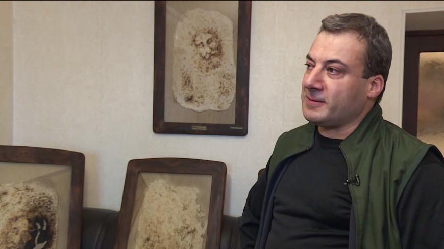 Иконы из тонира: в Ереване открылась необычная выставка