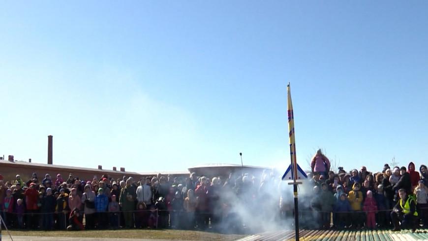 В Санкт-Петербурге прошли соревнования юных ракетостроителей