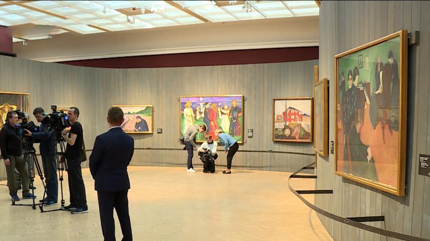 «Крик» в Москве: выставка Эдварда Мунка открывается в Третьяковской галерее