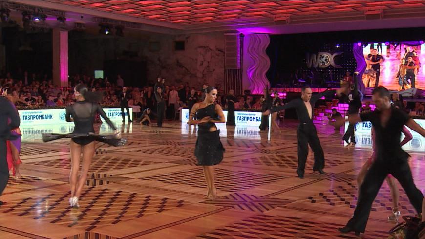 Феерия страсти и музыки: в Кремле прошел ЧЕ по латиноамериканским танцам