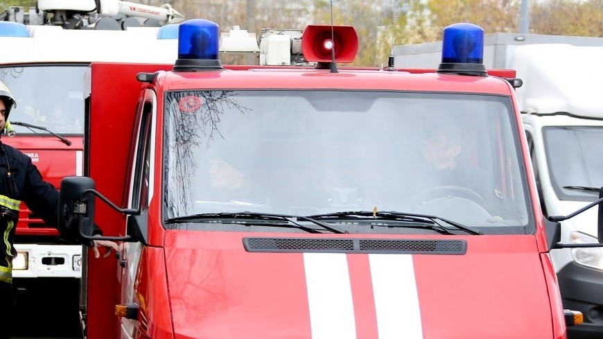 Из девятиэтажки в Актобе при пожаре эвакуировали 50 человек