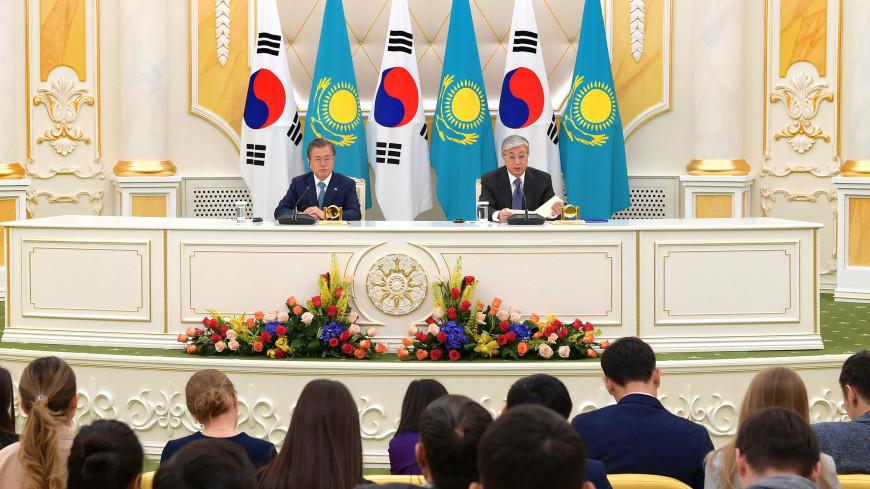 «Свежий ветер» в Акорде: Казахстан и Южная Корея открыли новый этап сотрудничества