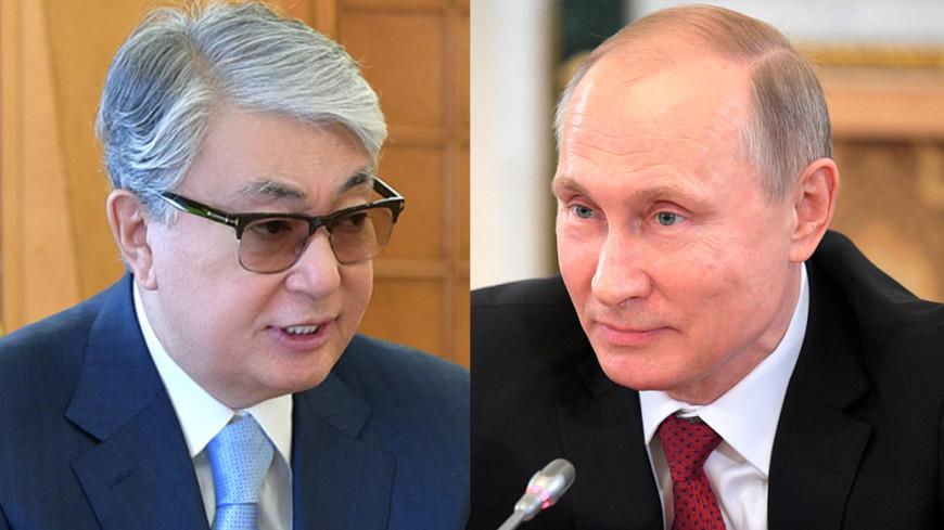 Токаев и Путин на встрече в Москве обсудят стратегическое партнерство