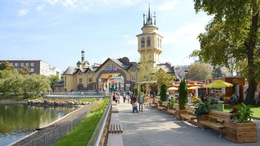 Экскурсии: Московский зоопарк с 1 мая открывает летний сезон