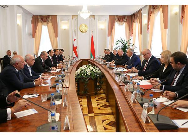 Минск и Тбилиси рассчитывают на товарооборот в $200 млн