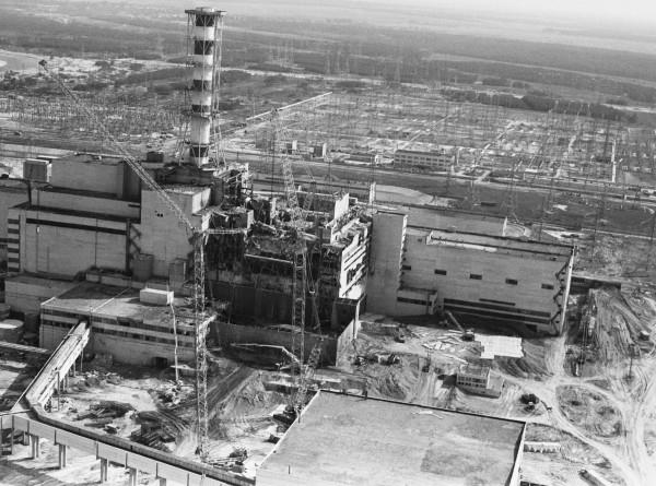 В США рассекретили отчет об аварии на Чернобыльской АЭС