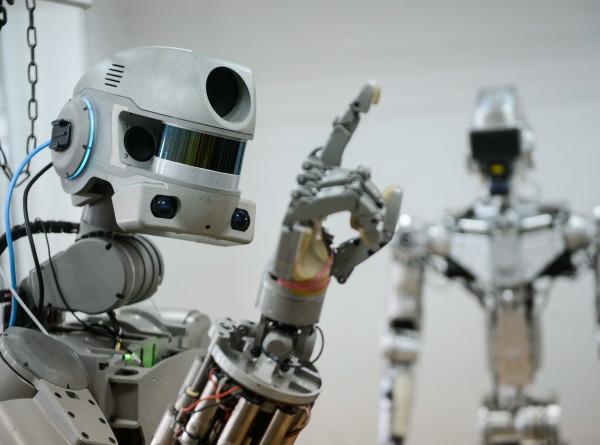Корабль «Союз» с роботом Федором не смог пристыковаться к МКС