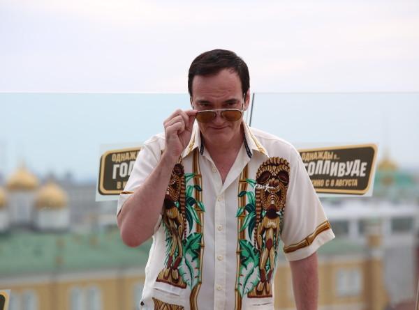 Квентин Тарантино – о любви к русской литературе, обвинениях в сексизме и новом фильме