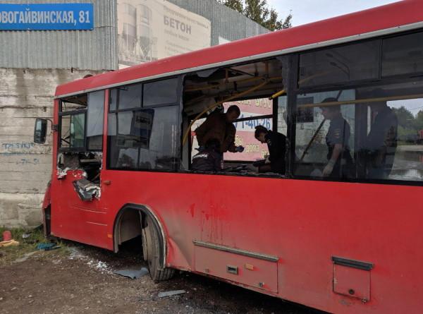 Количество пострадавших в результате ДТП с автобусом в Перми возросло до 34