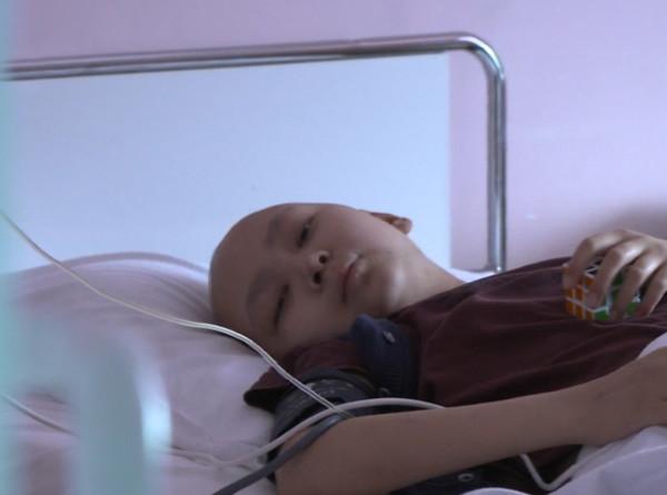 14-летнему Магамету Гаитову из Казахстана нужен дорогостоящий курс химиотерапии
