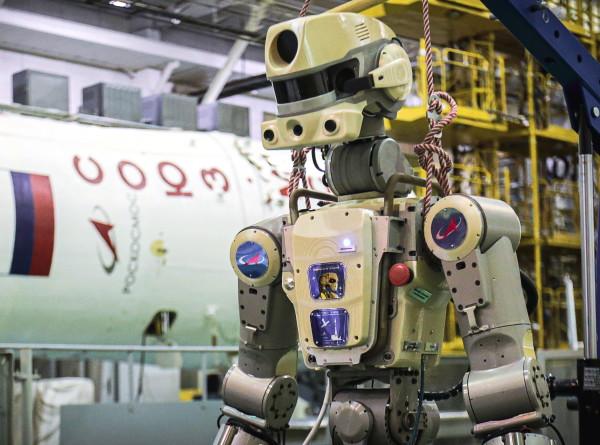Корабль «Союз» с роботом Федором вновь попытается причалить к МКС 27 августа