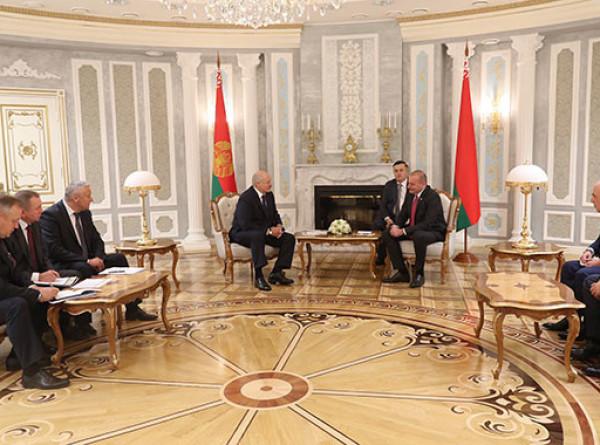 Беларусь и Грузия намерены нарастить товарооборот