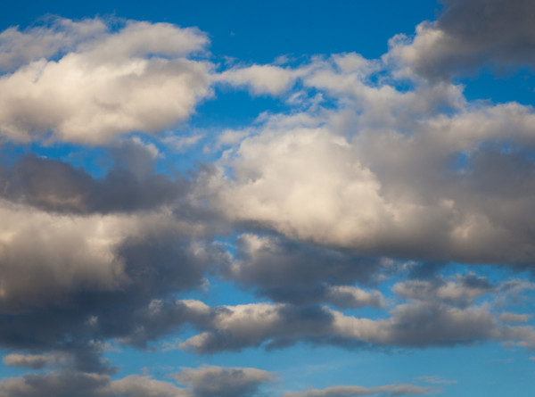 Облачно и без осадков: погода в Москве в понедельник