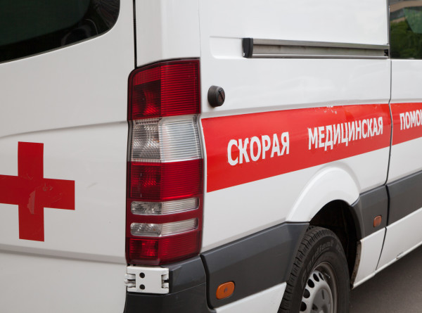 Автобус перевернулся на трассе «Балтия» в Подмосковье: восемь пострадавших