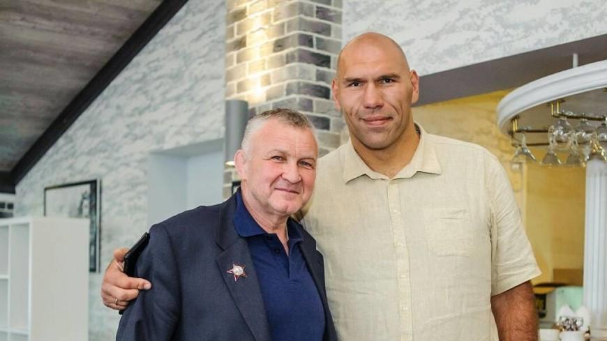 В ДТП в Петербурге погиб друг Валуева и тренер Валерий Дербин