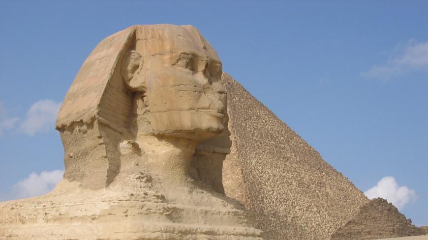 Археологи намерены раскрыть тайну Большого сфинкса в Гизе