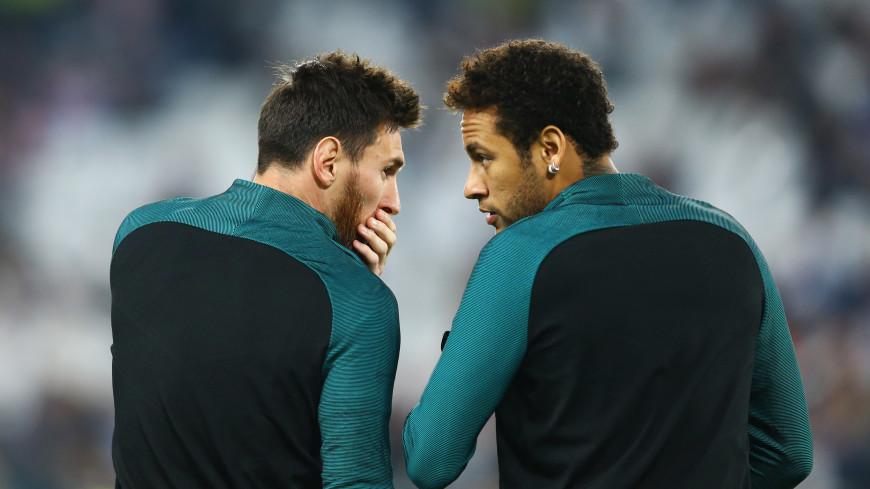 Месси позвонил Неймару и попросил его отказаться от перехода в «Реал»