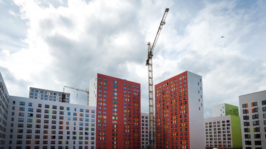 Москва обогнала Нью-Йорк по строительству жилья