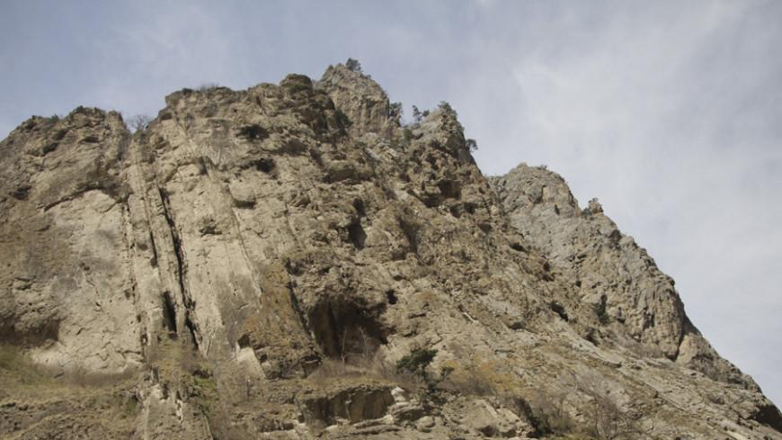 """Фото: Максим Дорохов  """"«Мир24»"""":http://mir24.tv/, скалы, горы, гора, кавказ"""