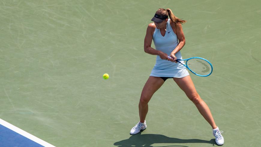 Так решил жребий: Мария Шарапова и Серена Уильямс сразятся в первом круге US Open