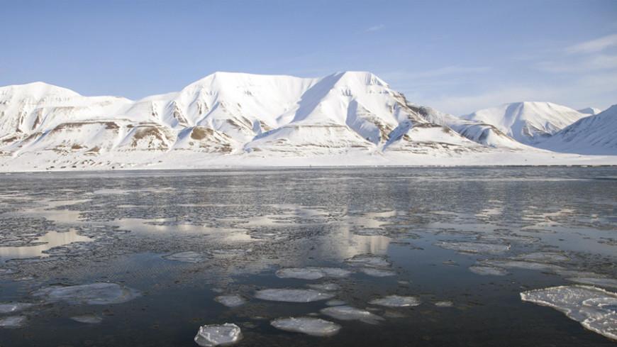 Температура в Арктике поднялась выше 34 градусов Цельсия