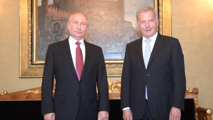 Путин: Россия заинтересована в восстановлении полноформатных отношений с ЕС