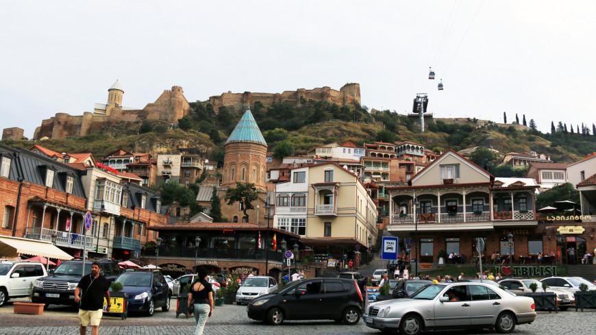 Церковь Метехи (Тбилиси),Грузия, Церковь, Метехи, Тбилиси,