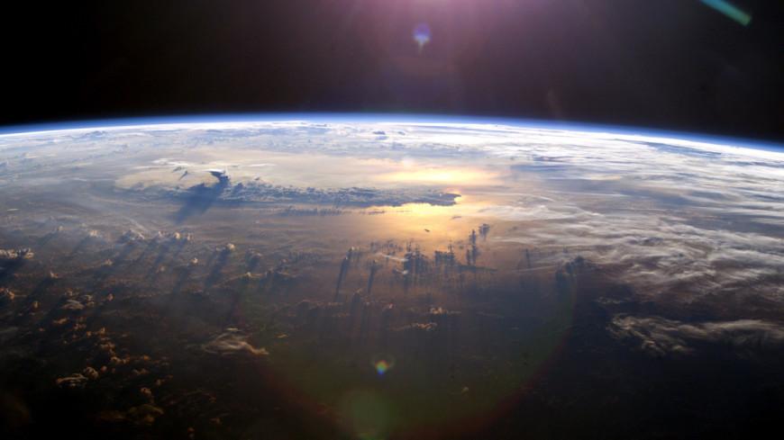 Итальянский астронавт снял с орбиты пожары в Амазонии (ФОТО)