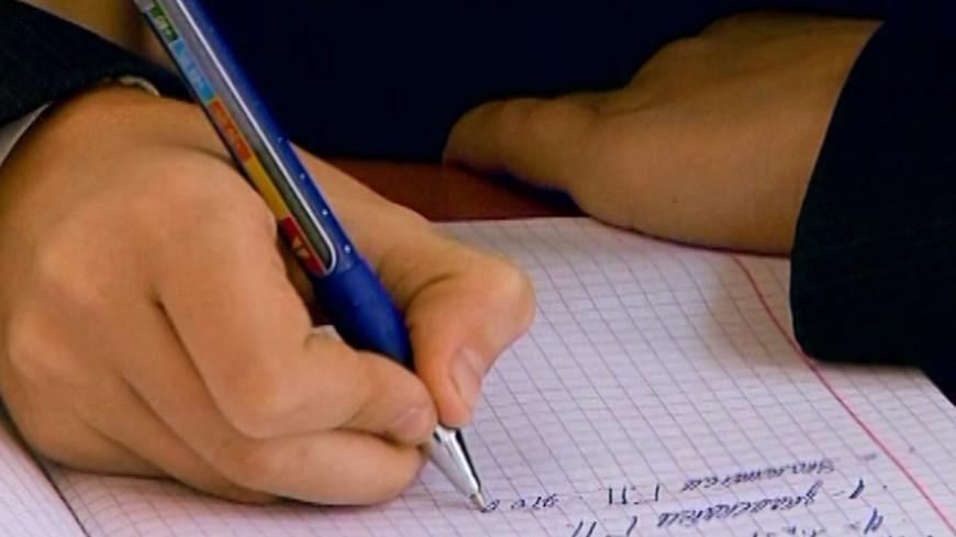 """Скриншот: """"«МИР 24»"""":http://mir24.tv/, ученик, школа, урок, тетрадь"""