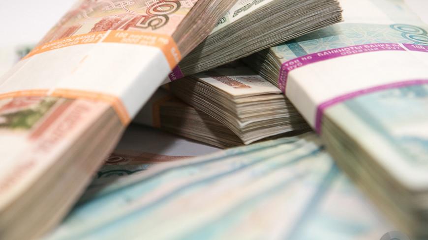 Трое налетчиков вынесли из обменника в Москве 140 млн рублей