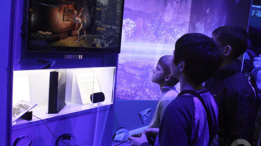В Швейцарии создали компьютерную игру, которая управляется сигналами мозга