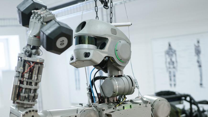 Робота Федора могут отправить в музей после полета в космос