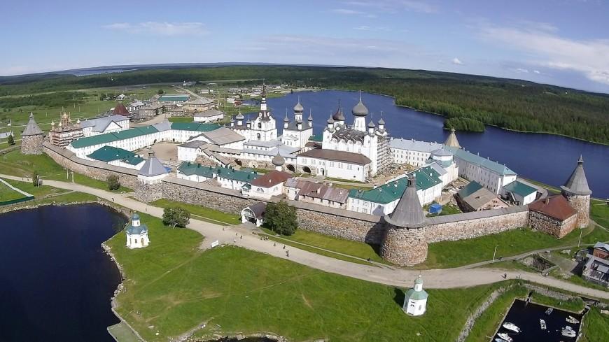 Назван срок окончания реставрации Соловецкого монастыря