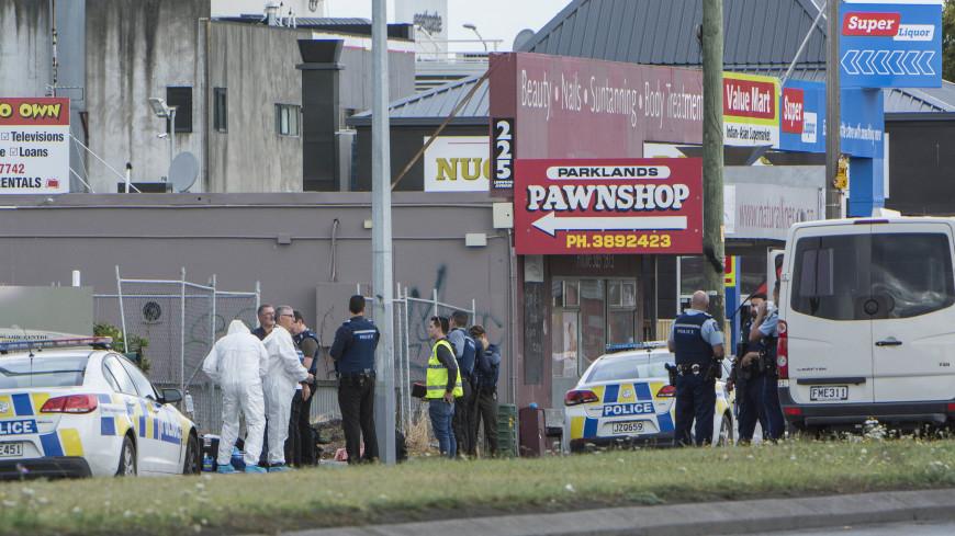 Власти Новой Зеландии возмутились продажей манифеста стрелка из Крайстчерча