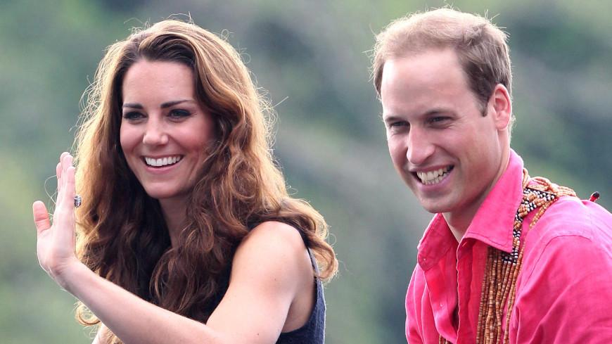 Принц Уильям и Кейт Миддлтон с детьми слетали в Шотландию эконом-классом