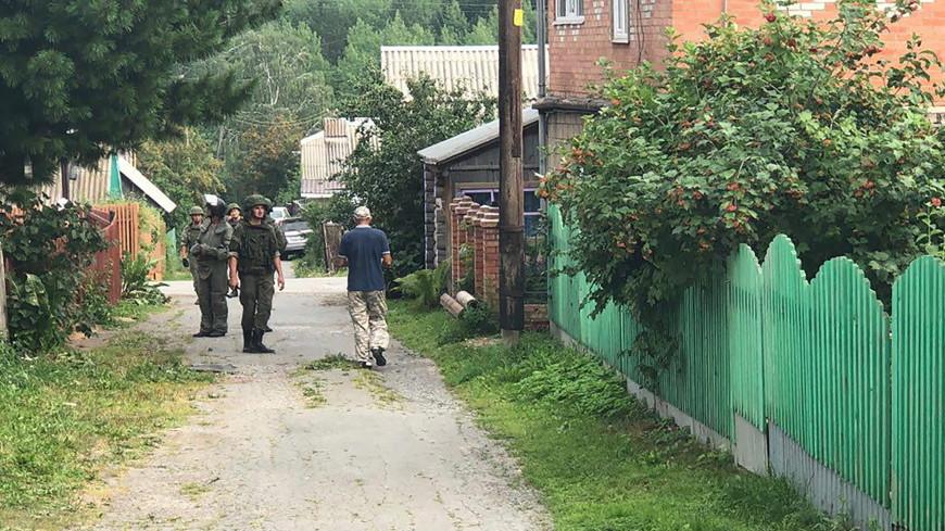 Жителям Ачинска разрешили вернуться домой, но запретили сбор ягод и грибов