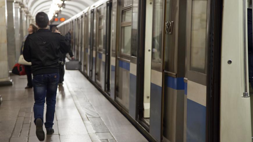 Московский метрополитен,,метро, метрополитен, люди, вагон, пассажир, платформа,