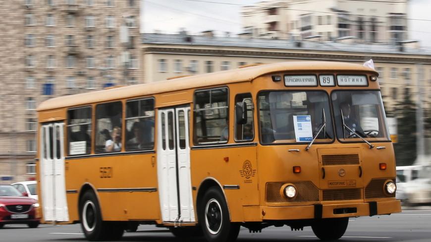 В России насчитали 50 тысяч советских автобусов