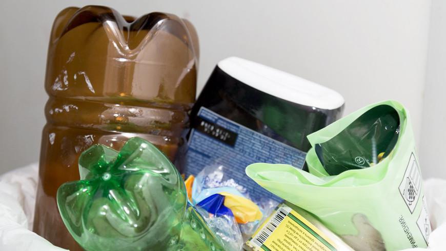 Где сдать мусор в переработку в москве