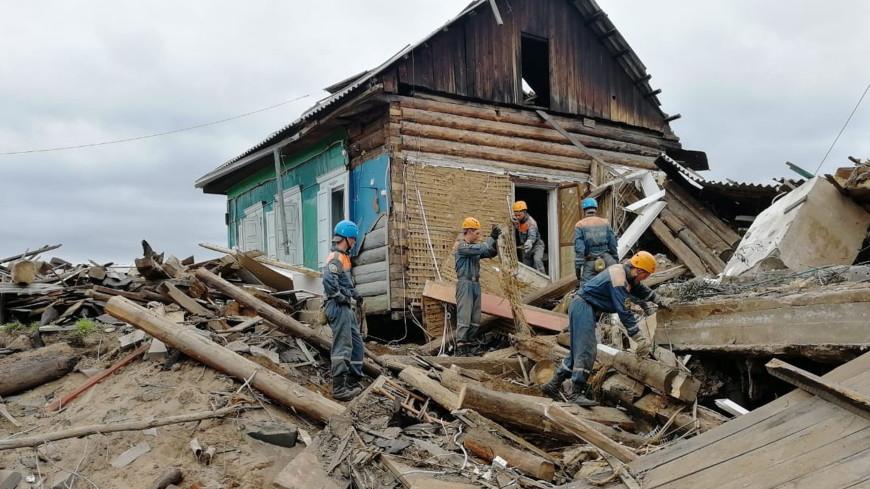 В Иркутской области военные завершили ликвидацию последствий паводка