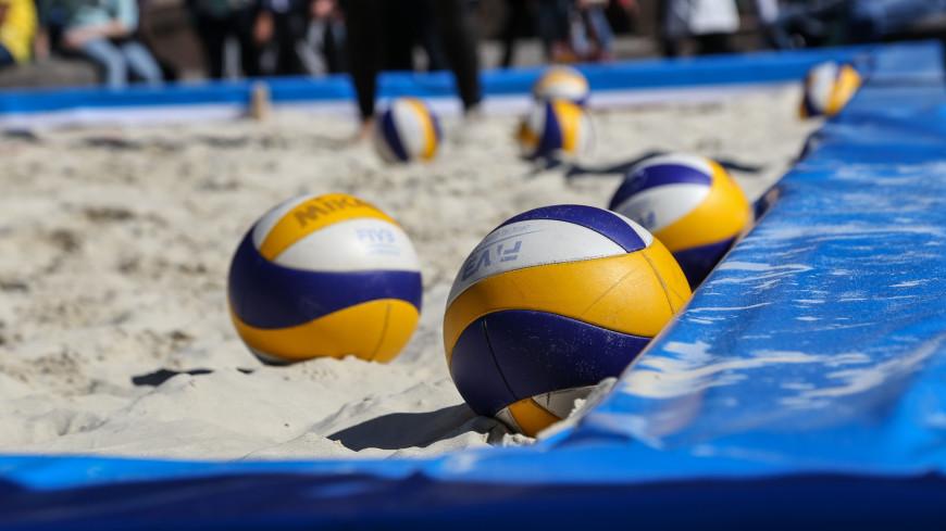 Россиянки Бочарова и Воронина одержали первую победу на ЧЕ по пляжному волейболу