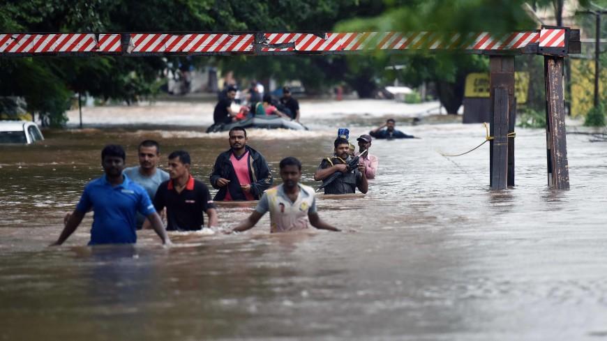 Наводнение в Индии унесло жизни более 100 человек