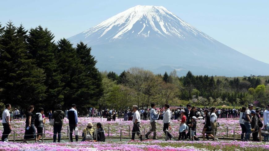 Россиянка погибла при восхождении на японский вулкан Фудзи