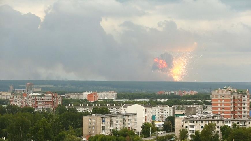 Горящий в Красноярском крае военный склад планировали расформировать к 2022 году