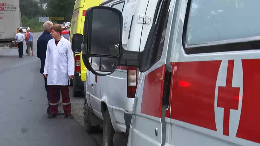 МЧС открыло горячую линию в связи со взрывами на складе под Ачинском
