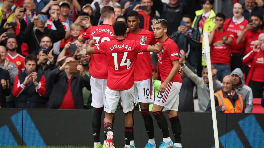 «Манчестер Юнайтед» всухую обыграл «Челси» в центральном матче тура АПЛ