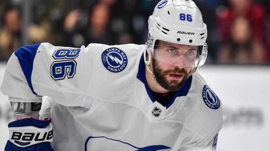 Кучеров – лучший крайний форвард минувшего сезона НХЛ